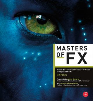 The cover of Masters of FX.