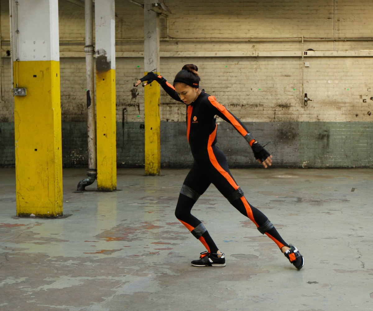 Motion Capture Suit >> So, just how was that Chemical Brothers video made? | fxguide