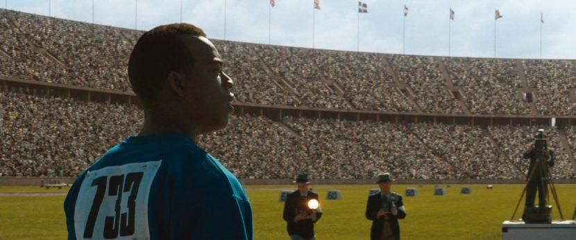 Stephan James as Jesse Owens.