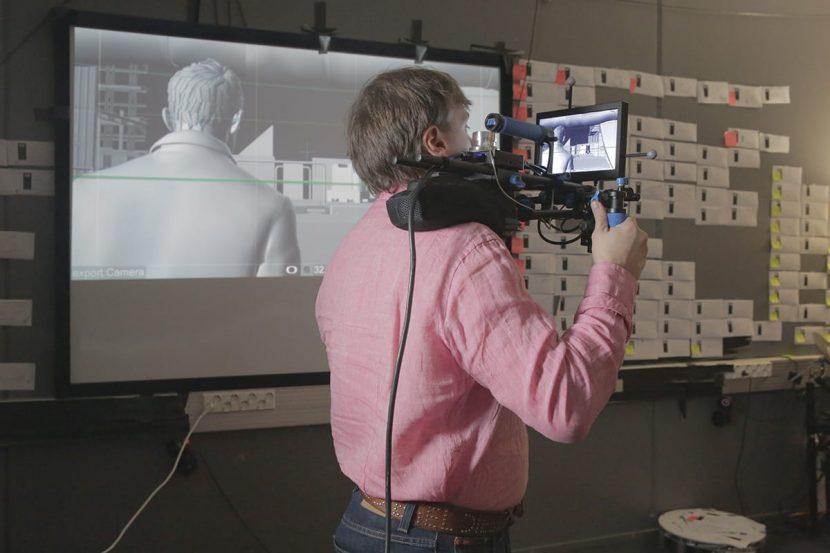 Virtual camera.
