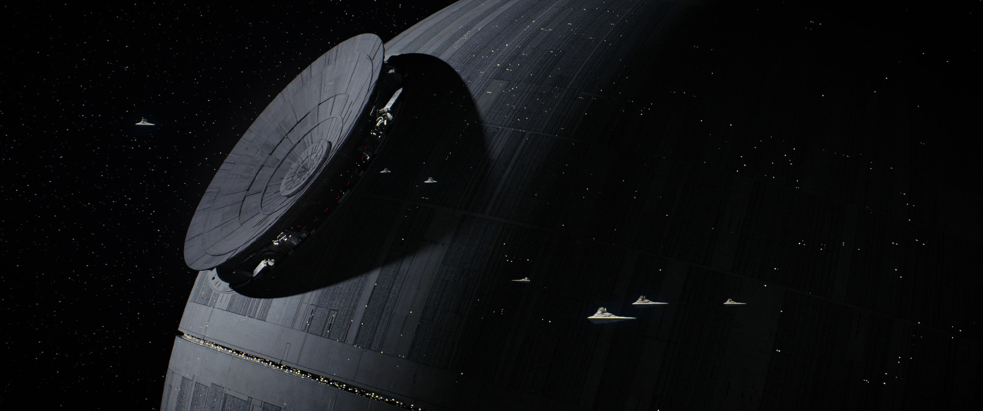 Part 1 Rogue One Shows Its Force Fxguide