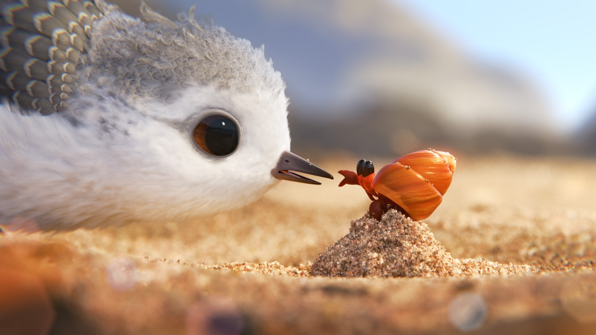 the tech of pixar part 1 piper daring to be different fxguide