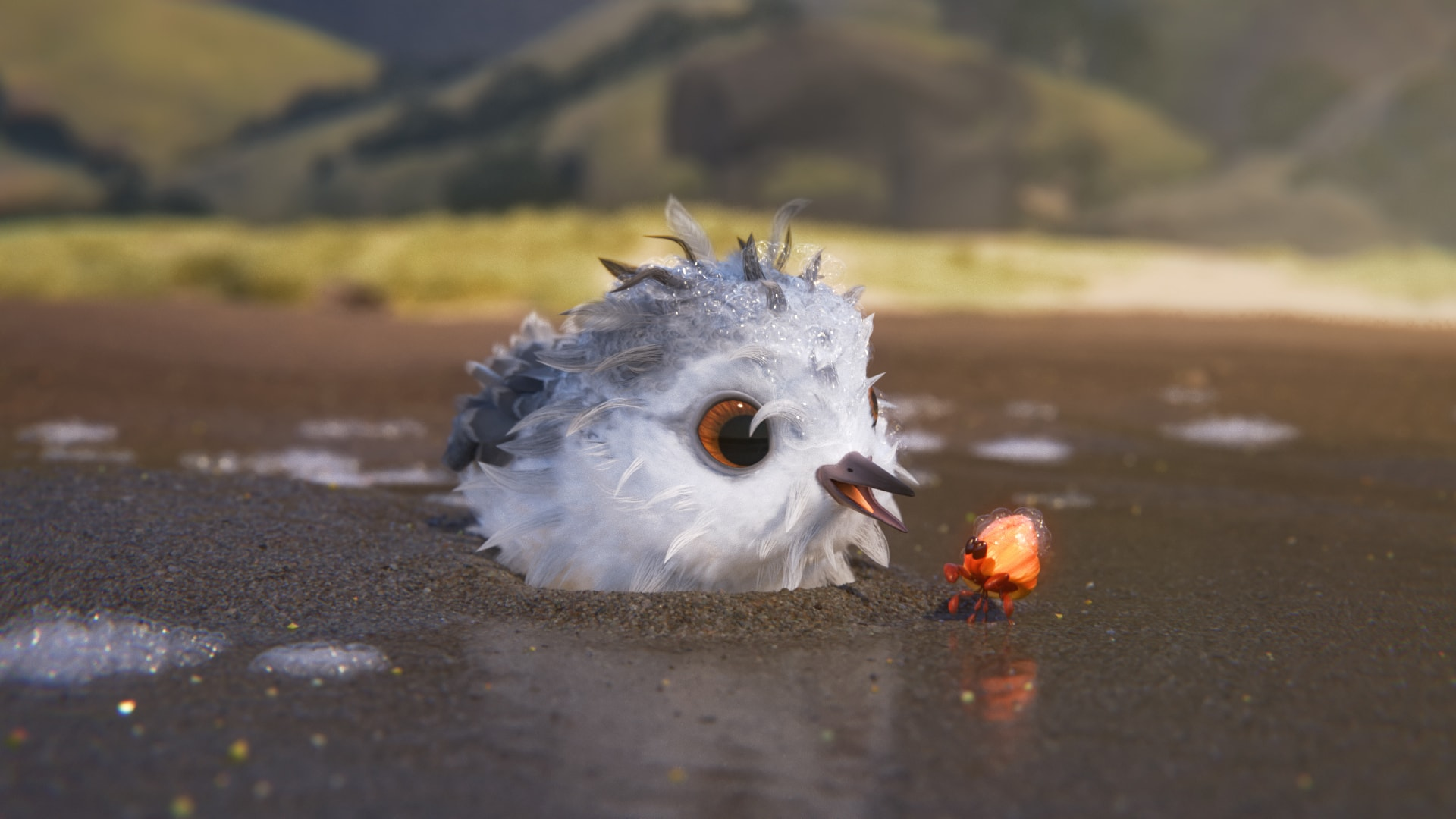 The tech of PIXAR part 1: Piper – daring to be different – fxguide