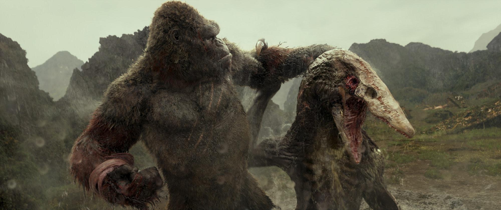 ILM creatures on Kongu2019s Skull Island : fxguide