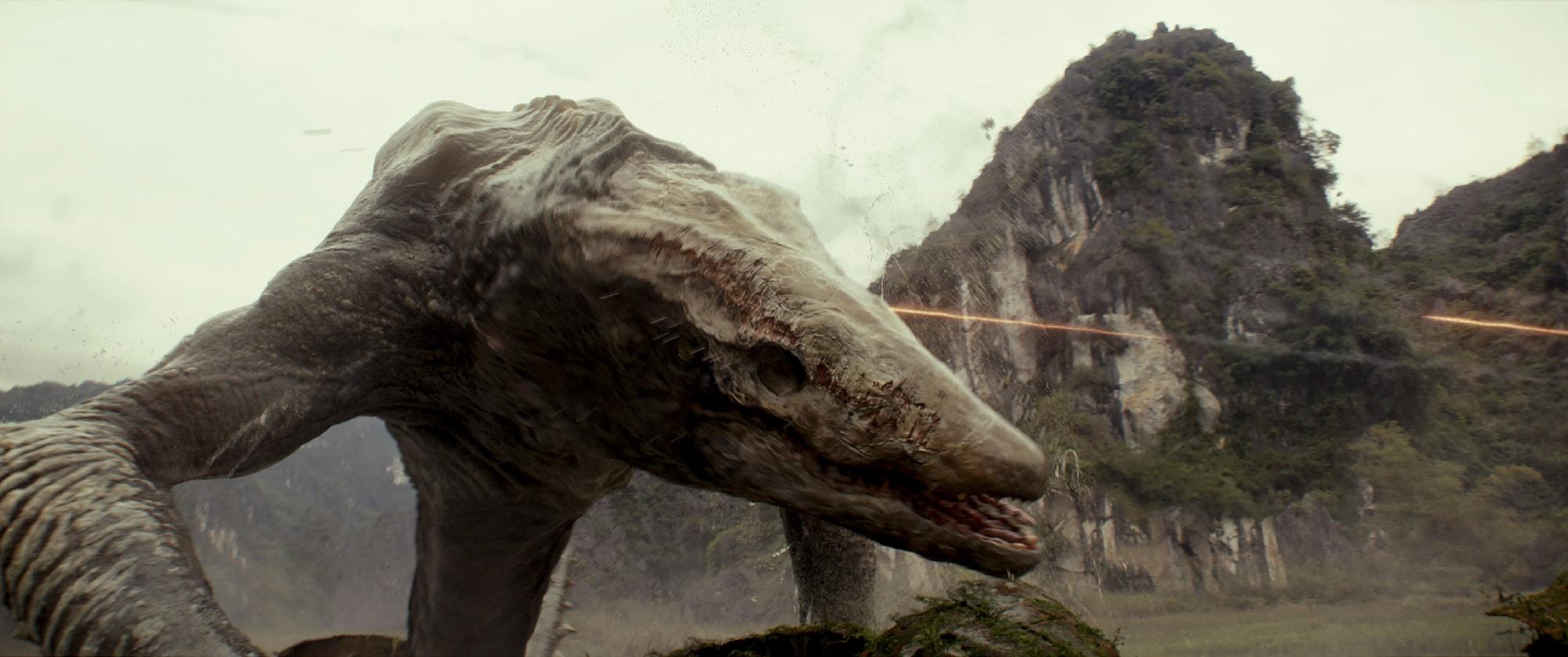 ILM Creatures On Kong's Skull Island