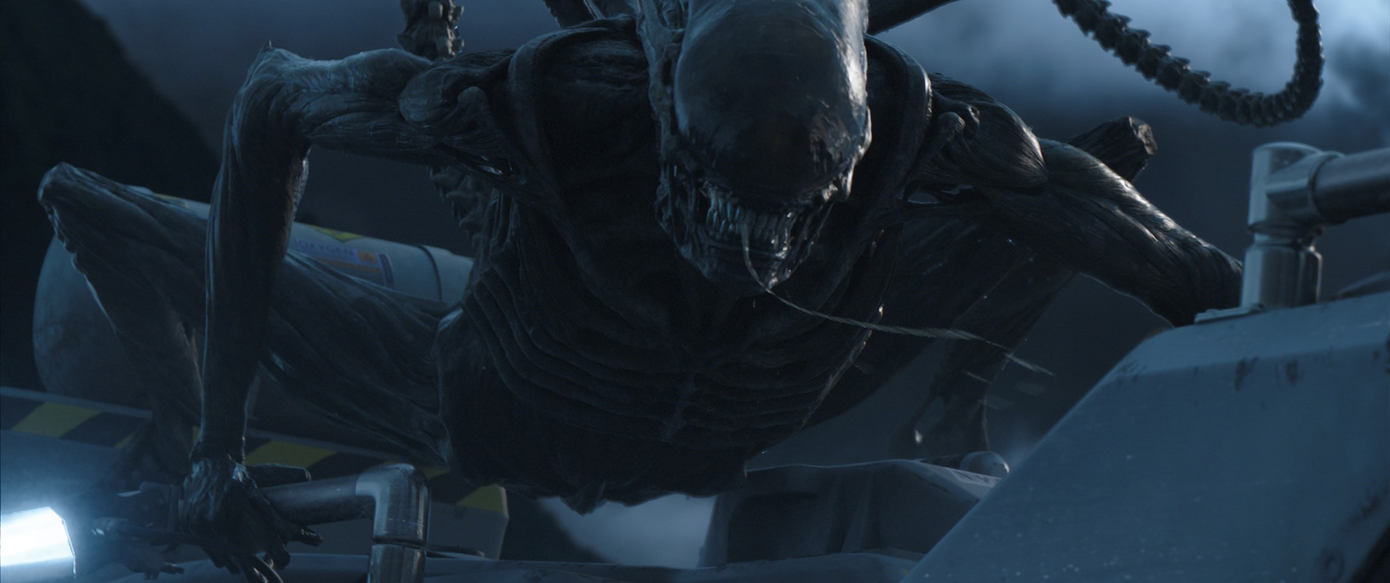 Alien Covenant: By Land and Air – fxguide