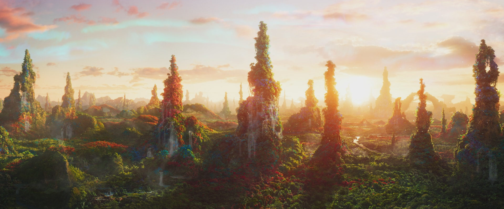 The Fractal Nature Of Guardians Of The Galaxy Vol 2 Fxguide