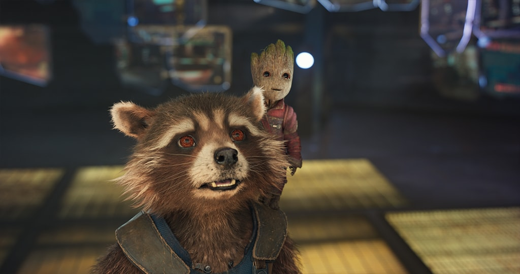 The fractal nature of Guardians of the Galaxy Vol  2 – fxguide