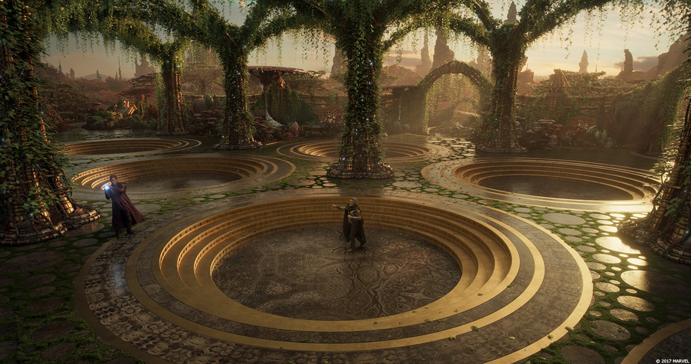 The fractal nature of Guardians of the Galaxy Vol. 2 | fxguide