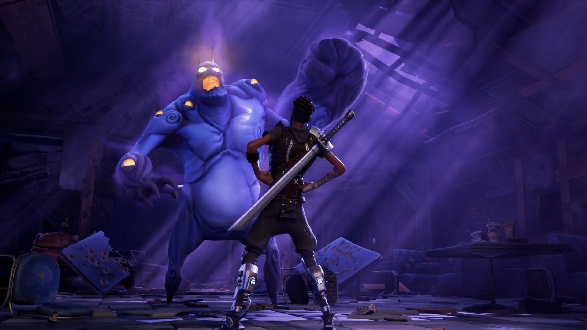 A Fortnite at Epic – fxguide