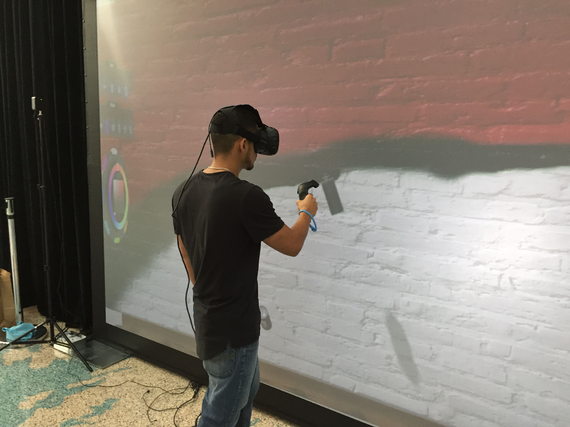 VR Ghost Paint – fxguide