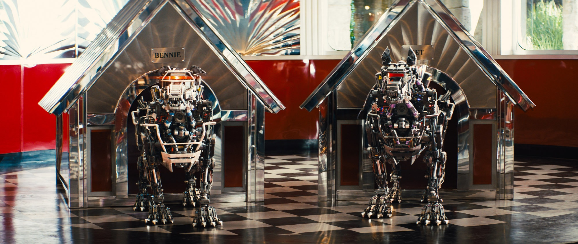 Bots and the Kingsman at SPI – fxguide