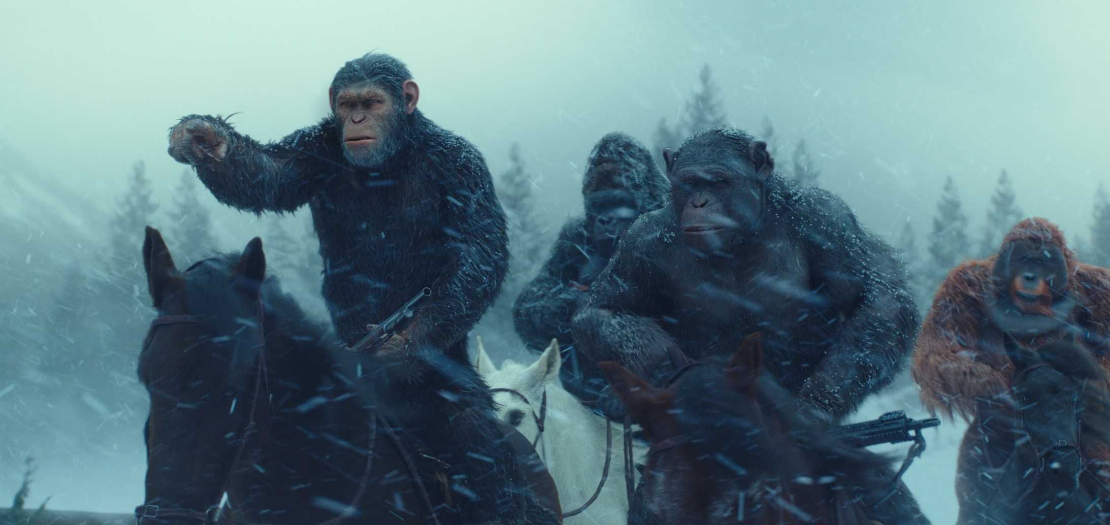 Apes is the first full Manuka project at Weta Digital
