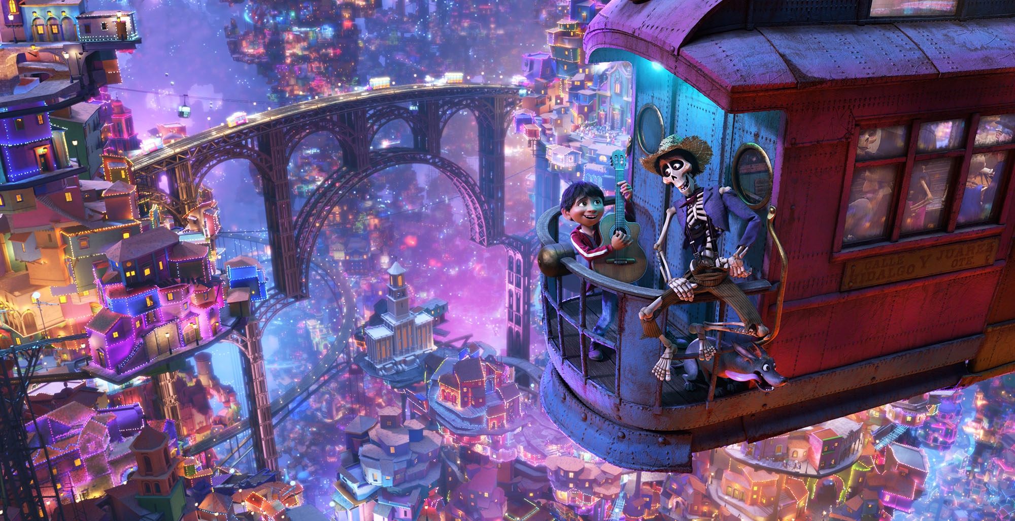 RenderMan's Visuals for Coco – fxguide