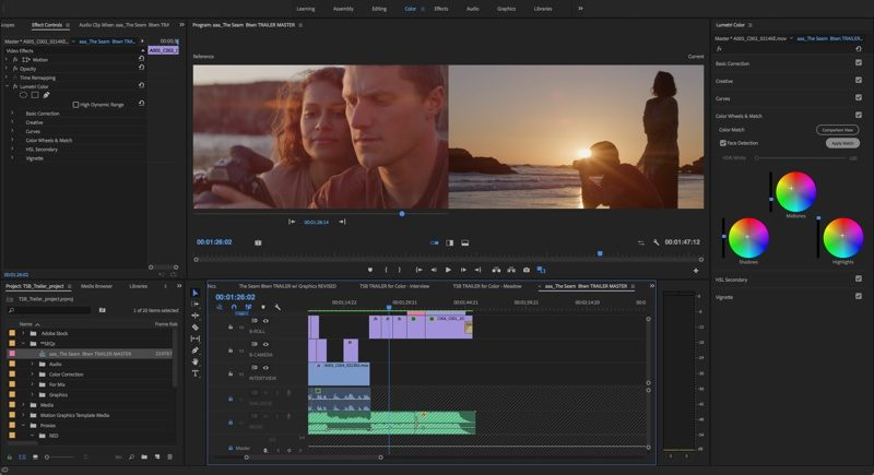 Adobe's NVIDIA powered Creative Editing