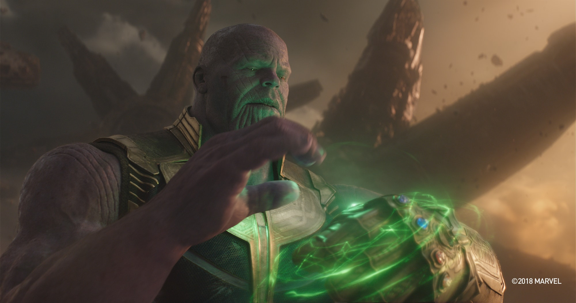 VFXShow232: Avengers: Infinity War (The Stones reform) – fxguide