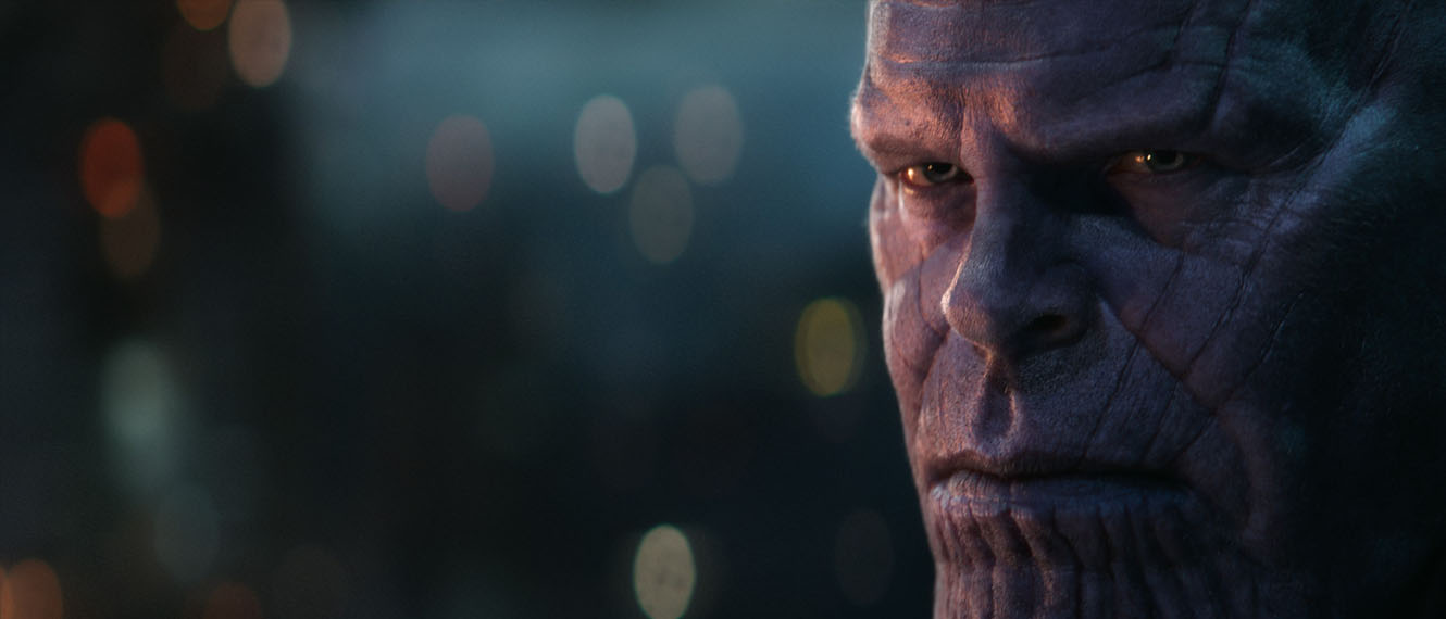 Making Thanos Face the Avengers – fxguide
