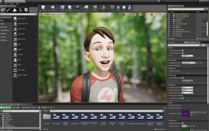 Epic's UE 4 20, just in time for SIGGRAPH – fxguide