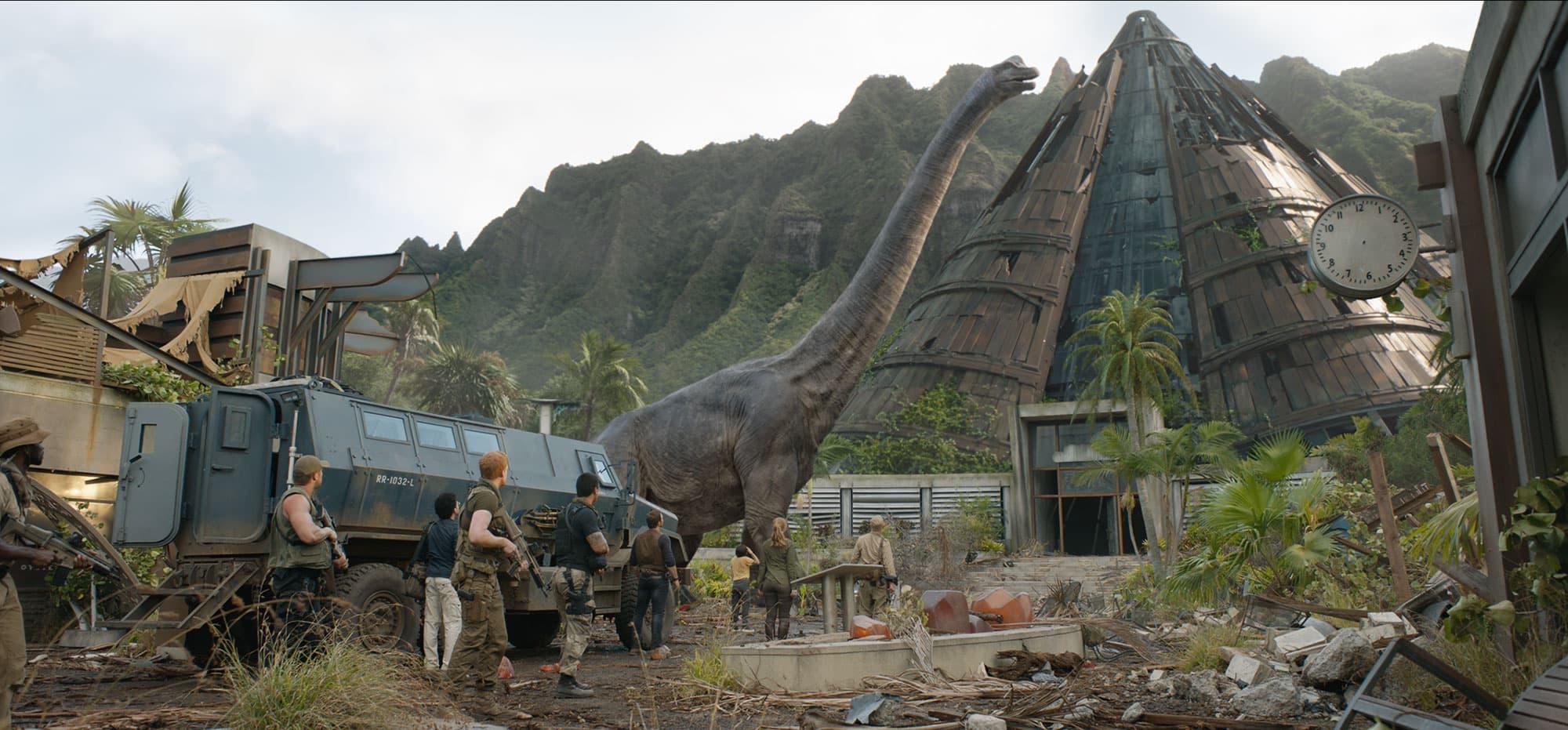 Jurassic World: Fallen Kingdom  Balancing a Dinosaur – fxguide