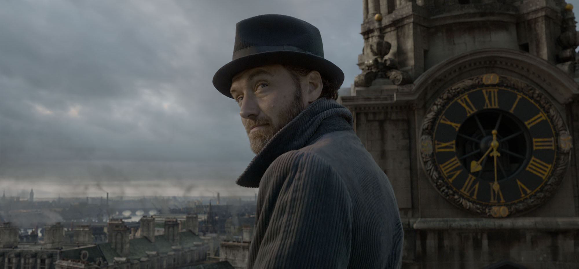 Fantastic Beasts: The VFX of Grindelwald at Framestore