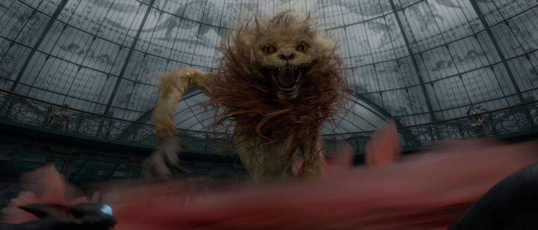 Fantastic Beasts The Vfx Of Grindelwald At Framestore
