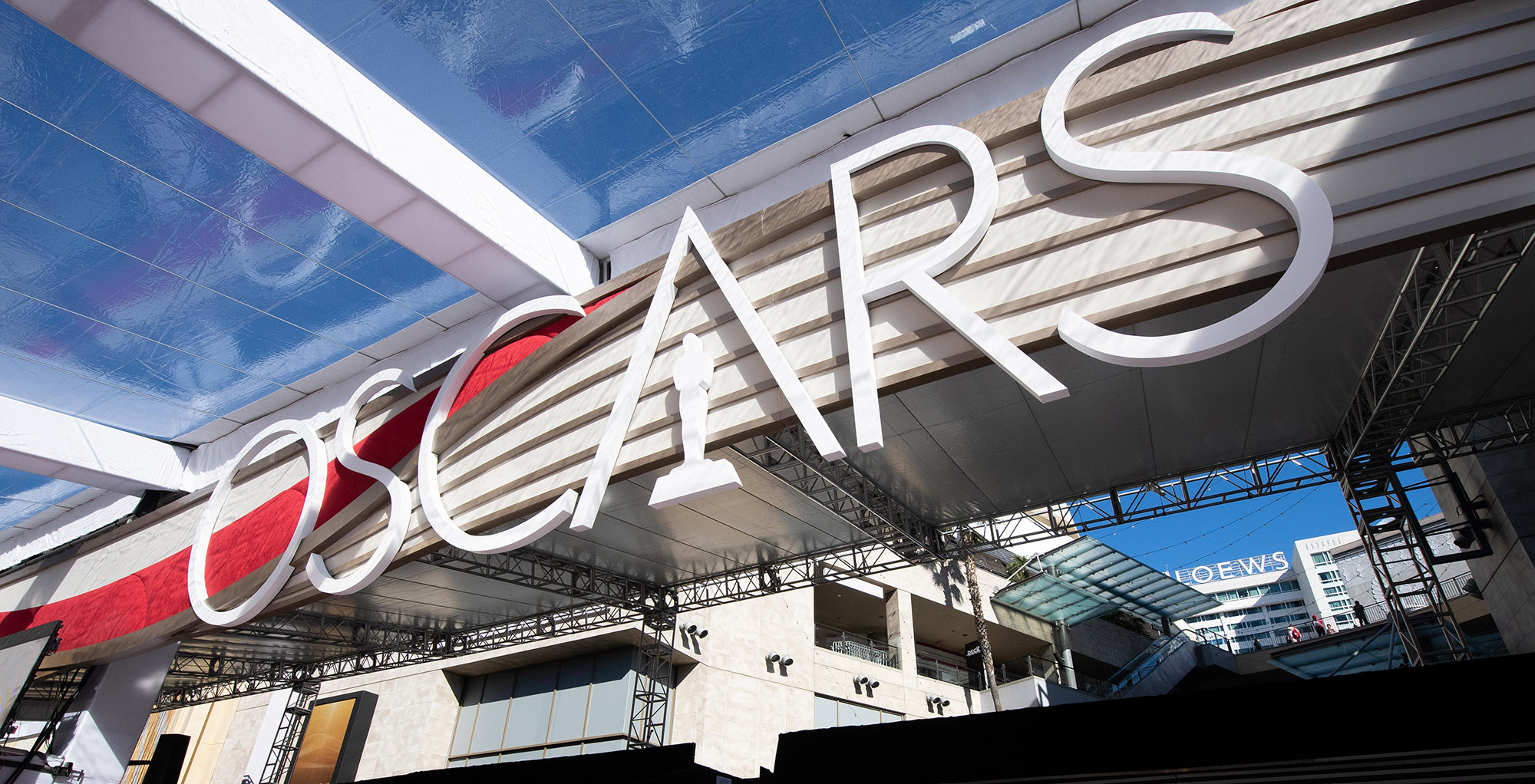 Preparations continue on Saturday, February 23, 2019 for The Oscars® which will be presented on Sunday, February 24, 2019, at the Dolby Theatre® in Hollywood, CA and televised live by the ABC Television Network.