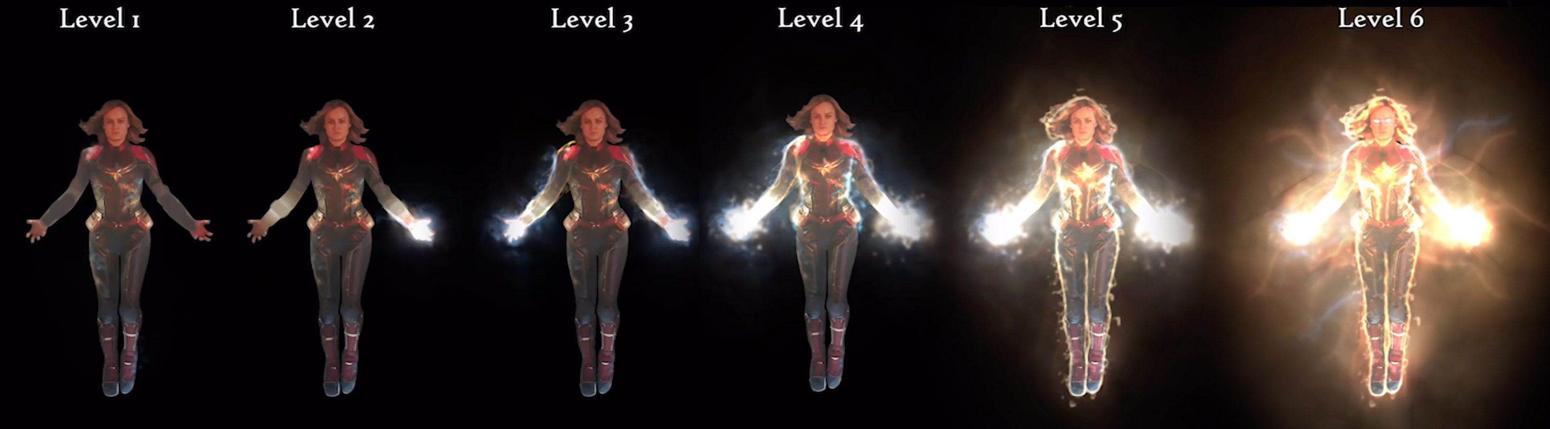 Oh Captain My My Captain The Marvellous Vfx Of Captain Marvel Fxguide Jumpsuit officially licensed marvel product. the marvellous vfx of captain marvel