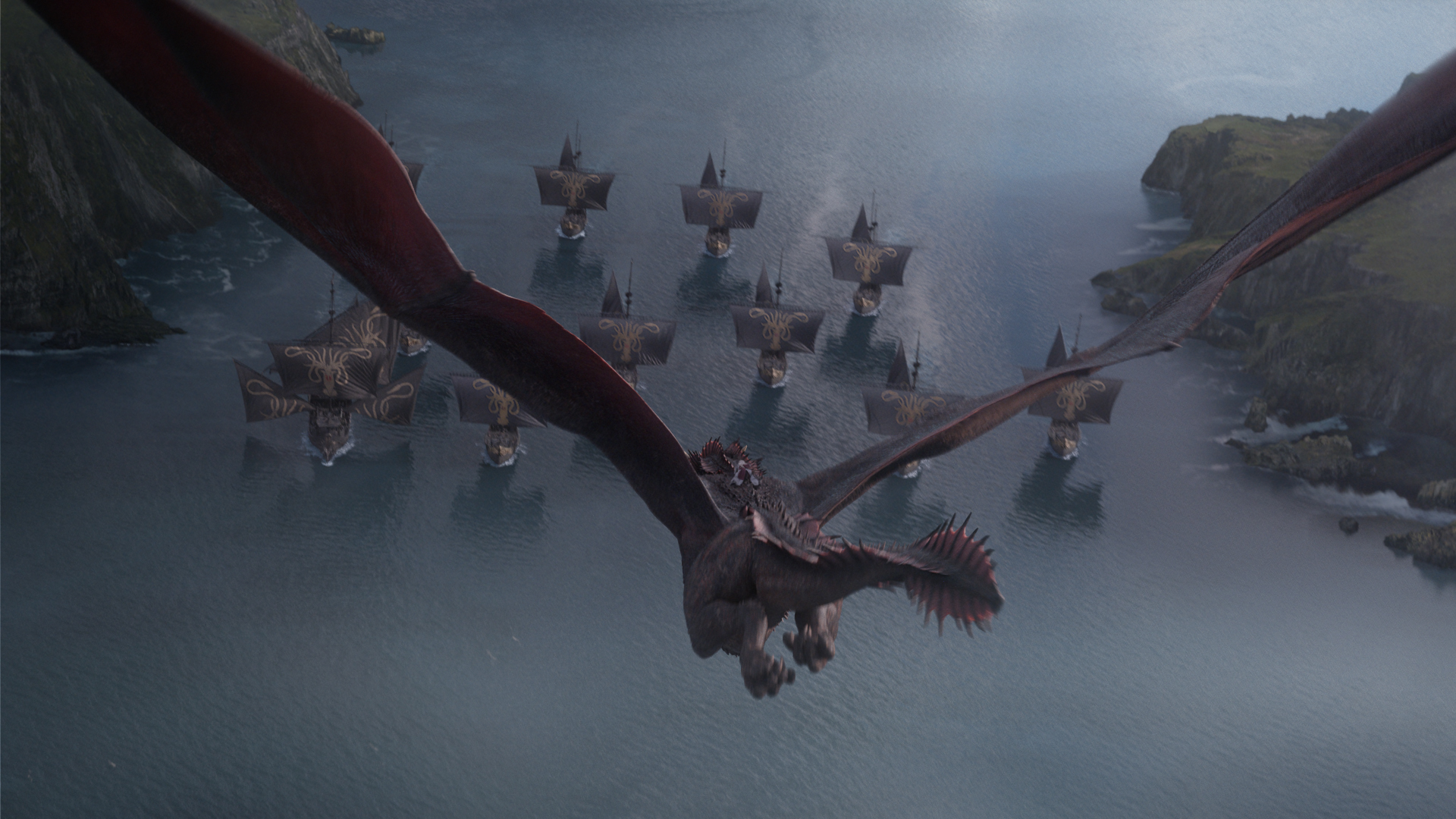 The Simulation of Game of Thrones – fxguide