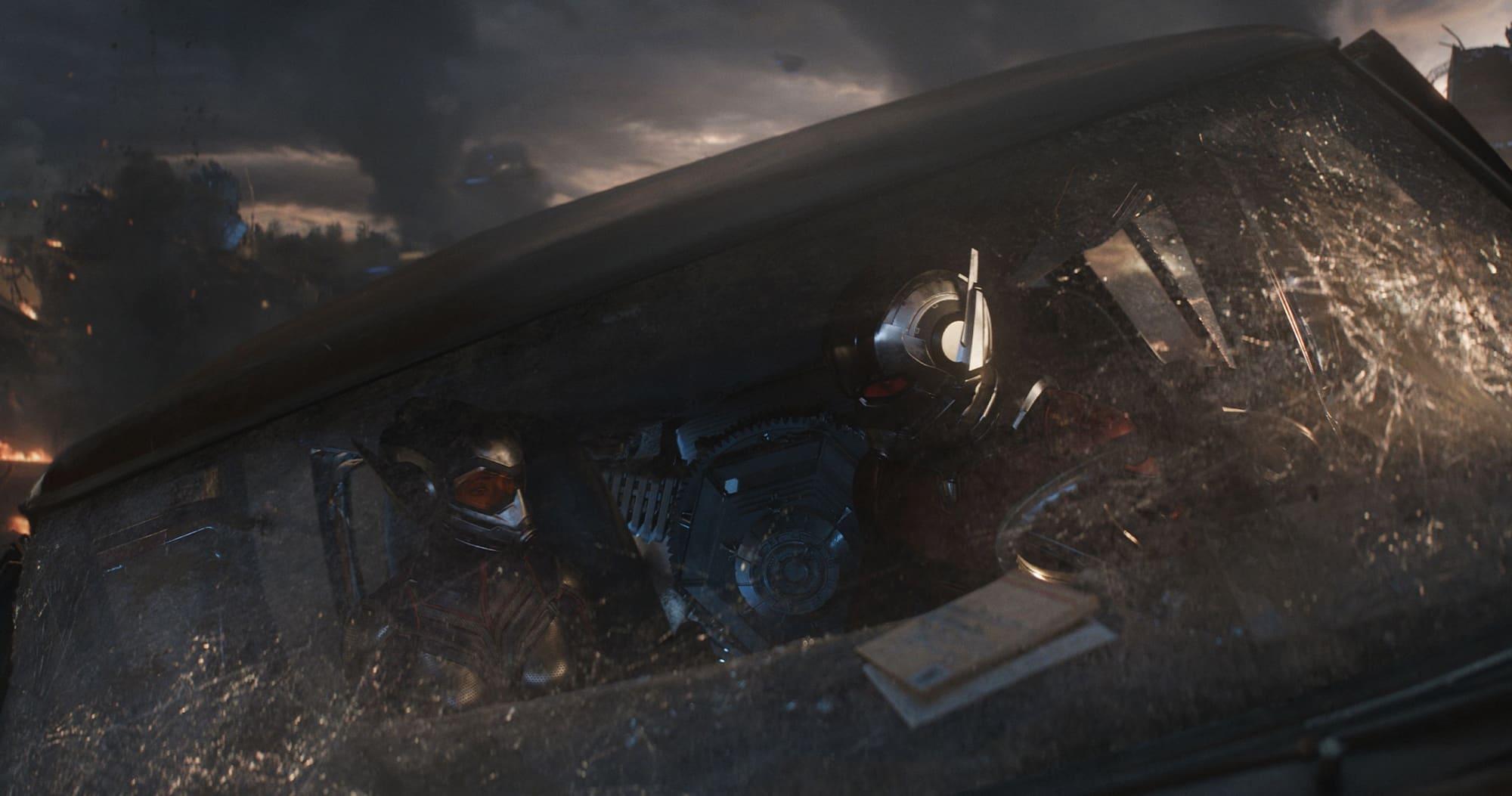 VFXShow 240: Avengers: Endgame – fxguide