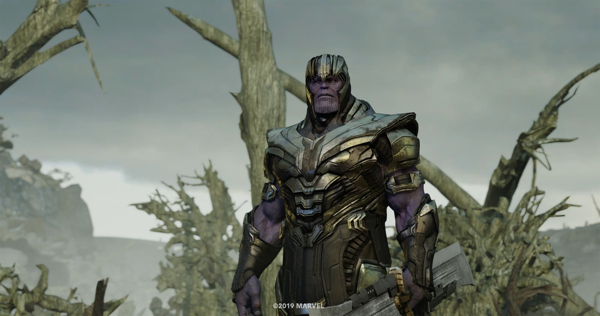 ENDGAME: The Remarkable Faces of Avengers: THANOS (Part 1