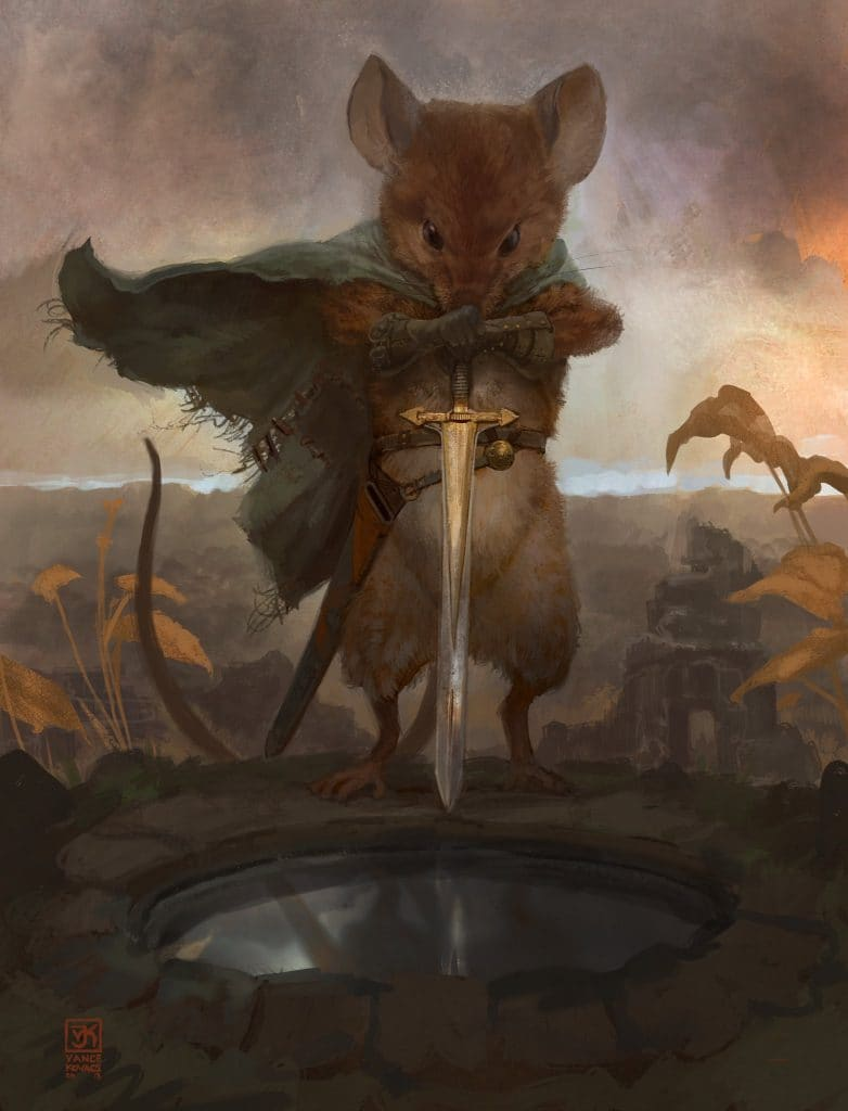 Wes Ball on Mouse Guard: Avatar with Medieval Mice – fxguide