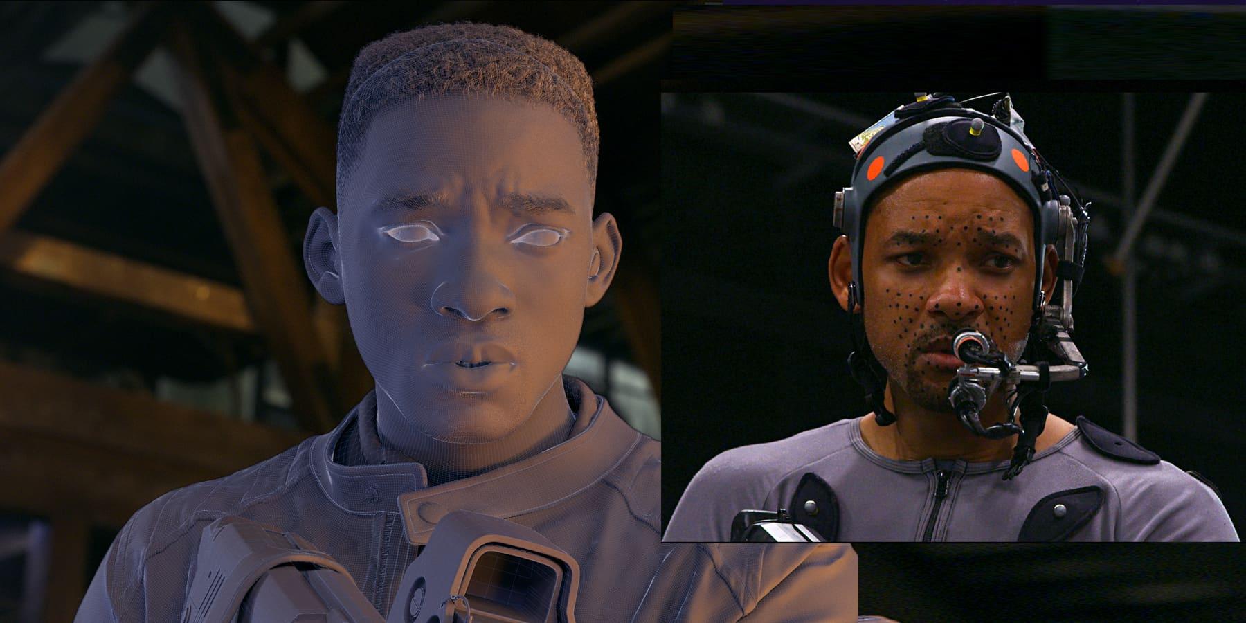 Face it Will: Gemini Man