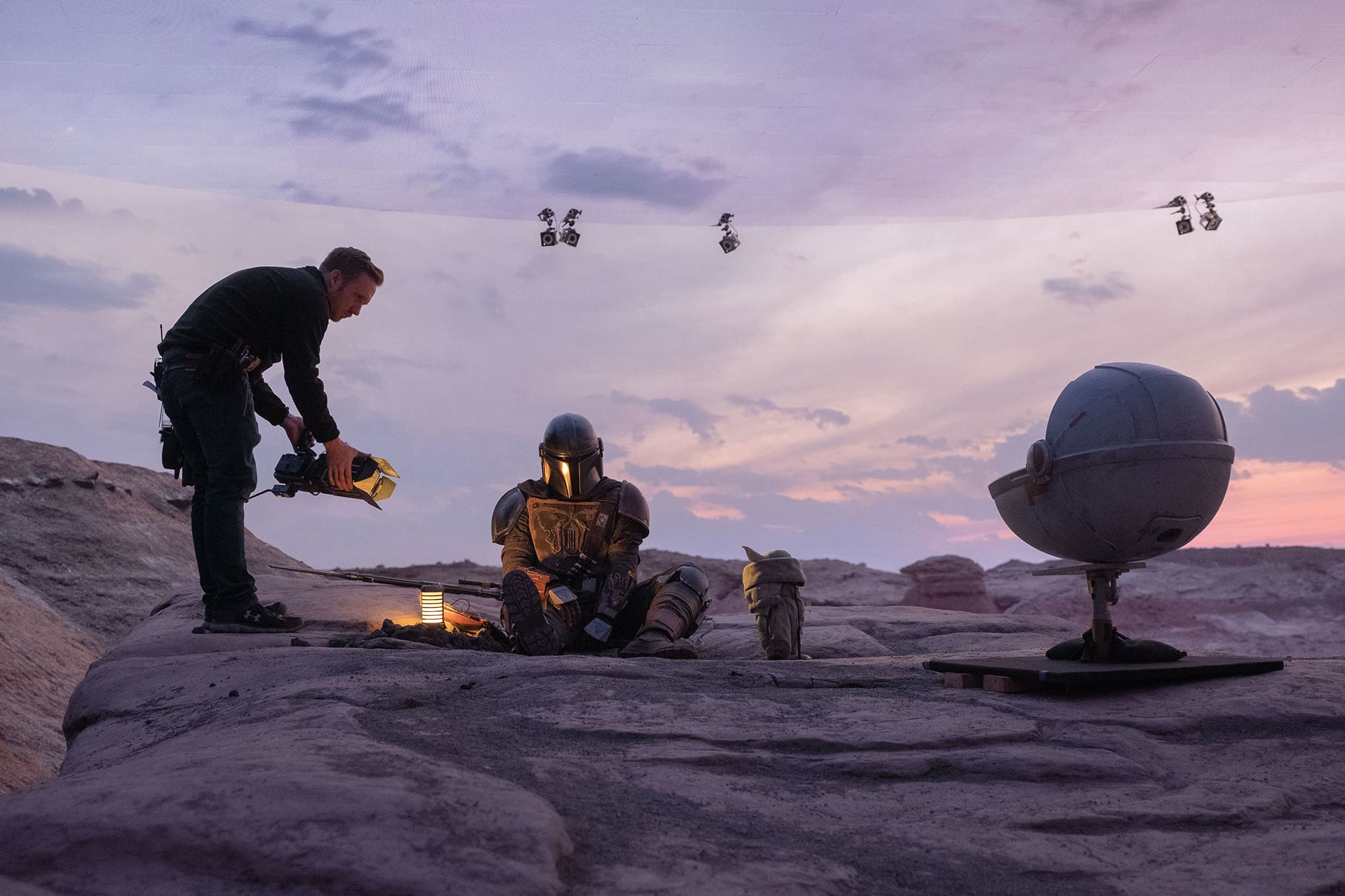 Art of LED Wall Virtual Production, Part One: 'Lessons from the Mandalorian'  – fxguide